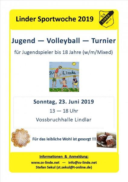 Volleyballturnier_Jugend-2019