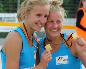 Deutsche Meisterinnen U18 2021 (Foto:privat)